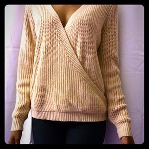 Minkpink Apricot sweater